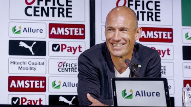 Pemain Groningen, Arjen Robben