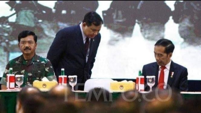 Prabowo dan Jokowi (Foto/Tempo.co)