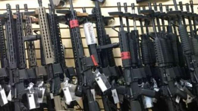 VIVA MIliter : Senjata Canggih Amerika Serikat