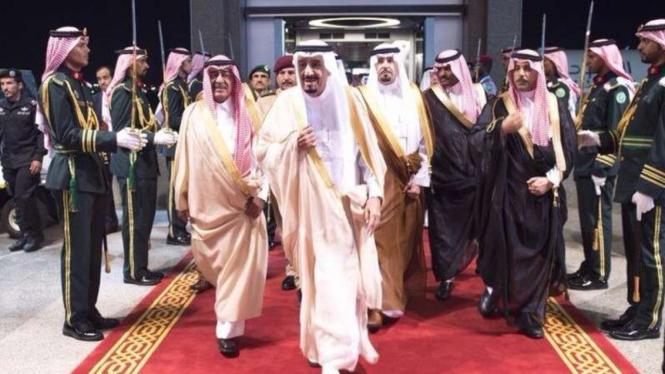 VIVA Militer: Raja Salman bin Saud.