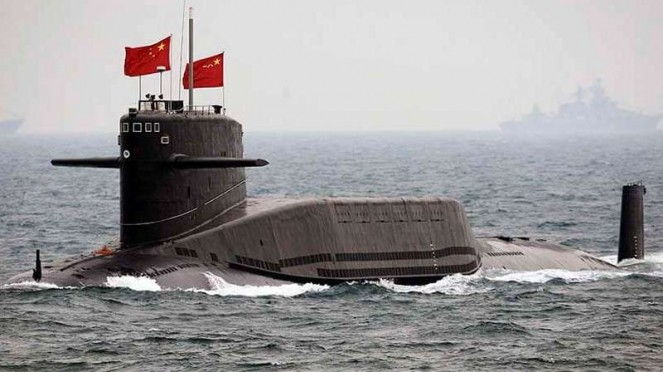 VIVA Militer : Kapal Selam China