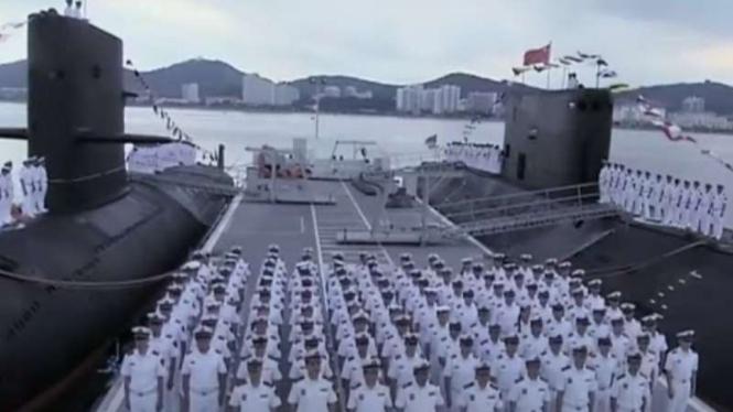 VIVA Militer : Angkatan Laut China