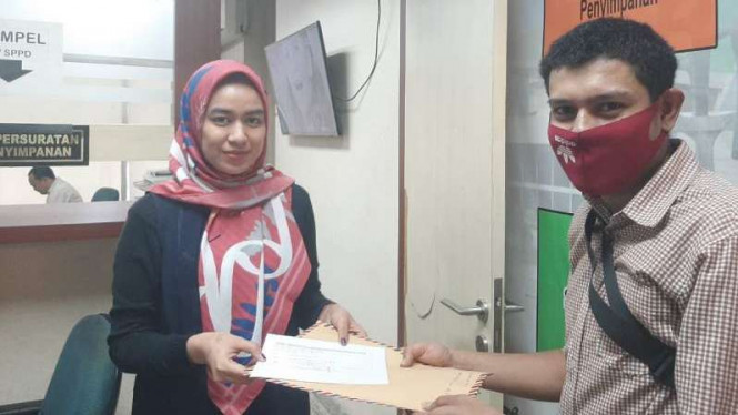 Aliansi Masyarakat NTB melaporkan anggota DPR dari Partai Nasdem ke MKD.