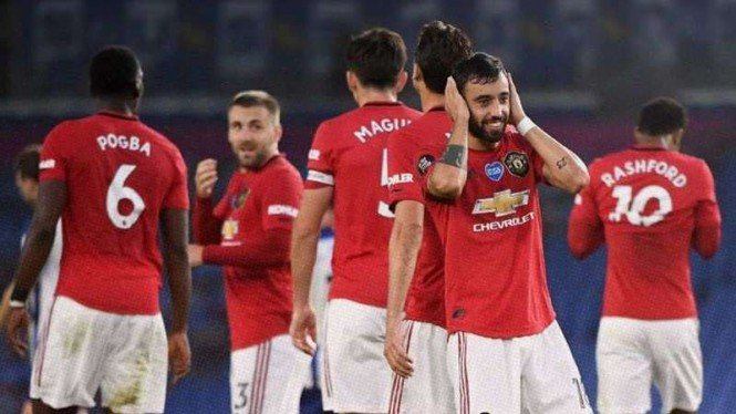 Pemain Manchester United
