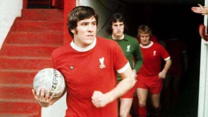 Legenda Liverpool: Emlyn Hughes
