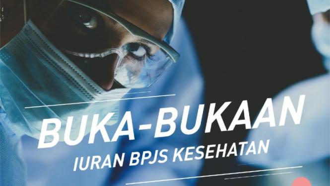 Iuran BPJS Kesehatan resmi naik pada 1 Juli 2020