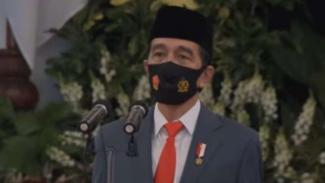 Jokowi: Tes Masif Corona Masif Saja Tidak Cukup