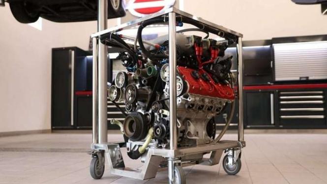 Mesin Ferrari F40
