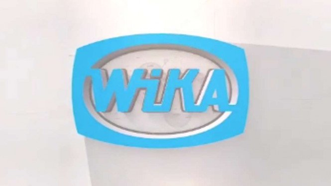 Logo Wijaya Karya (WIKA).