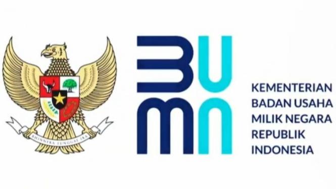 Logo baru Kementerian BUMN