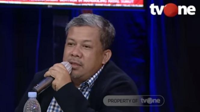 Wakil Ketua Umum Partai Gelora, Fahri Hamzah.
