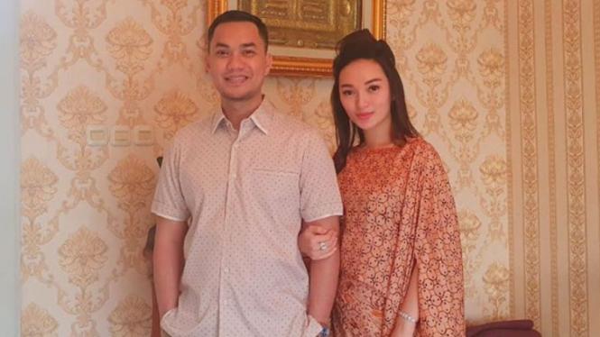Zaskia Gotik dan Sirajuddin Mahmud Sabang.