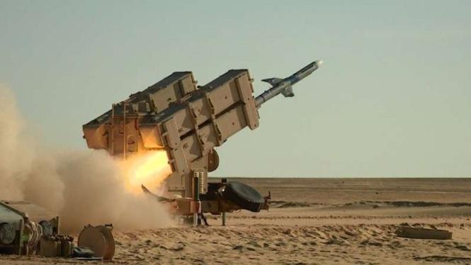 VIVA Militer: Sistem Sky Guard alias Penjaga Pangit Mesir