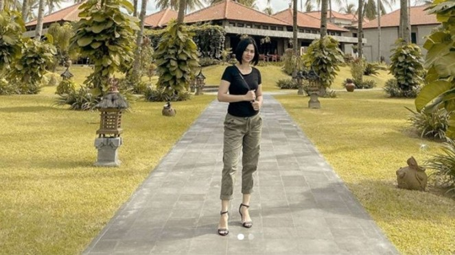 VIVA Militer: Sertu Andi Nurita, Tetap Cantik Bak Anak Remaja