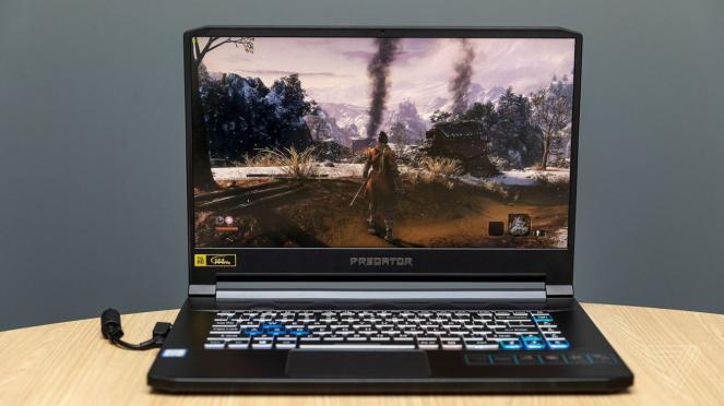 Acer Predator Triton 500.