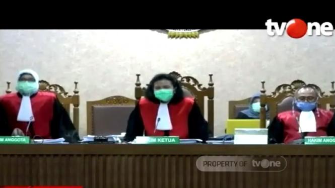 Sidang perkara asuransi Jiwasraya tertunda akibat terdakwa reaktif rapid test