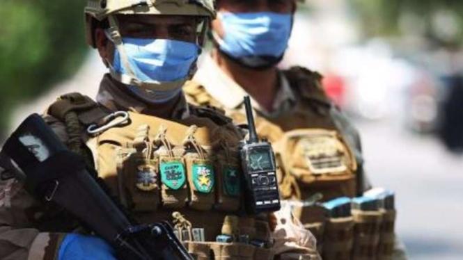 VIVA Militer: Tentara Irak.