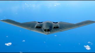 Northrop Grumman B-2 Spirit. Image via: Wikipedia