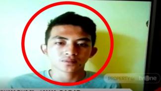 Tersangka RYS, pelaku pencabulan di Sukabumi