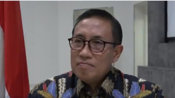 Kepala Badan PPSDM Kesehatan, Prof dr. Abdul Kadir.