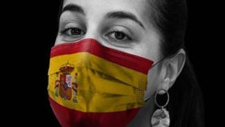 Pebulutangkis Spanyol, Carolina Marin.