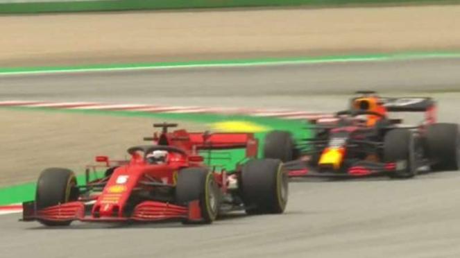 Sesi Kualifikasi F1 GP Austria