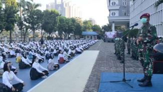VIVA Militer: Seleksi Penerimaan Calon Taruna Taruni TNI AL