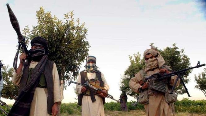 VIVA Militer: Tentara Taliban