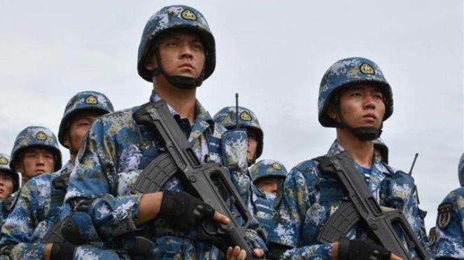VIVA Militer: Tentara Pembebasan Rakyat China