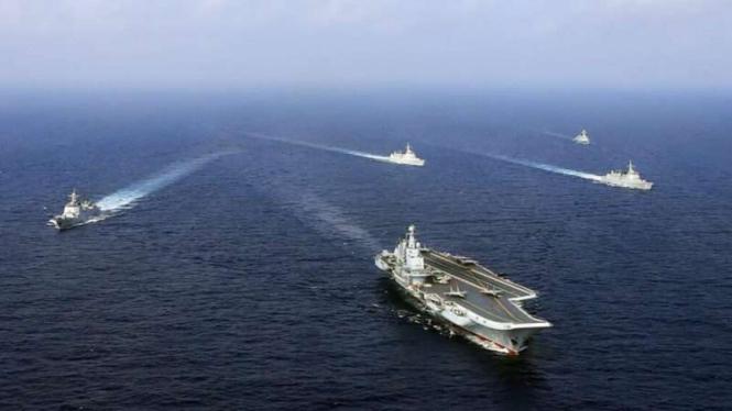 VIVA Militer: Armada laut Tentara Pembebasan Rakyat China (PLA)