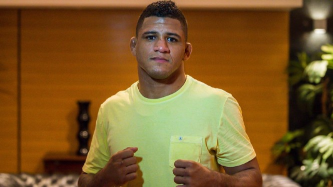 Petarung UFC, Gilbert Burns