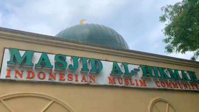 Masjid komunitas Indonesia di New York, Amerika Serikat, Al-Hikmah