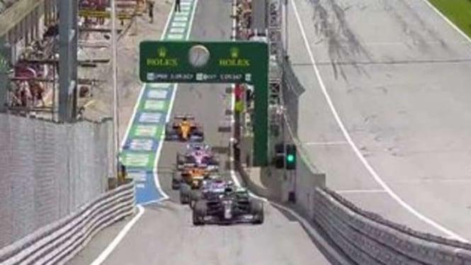 Balapan F1 di Austria