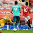 MU Vs Bournemouth, Hujan Gol di Old Trafford