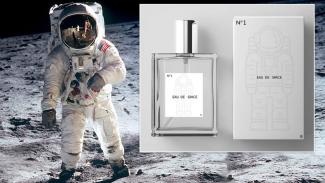 Parfum ruang angkasa.