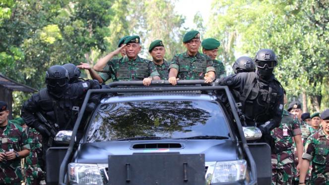 VIVA Militer: Jenderal TNI (Purn) Ryamizard Ryacudu
