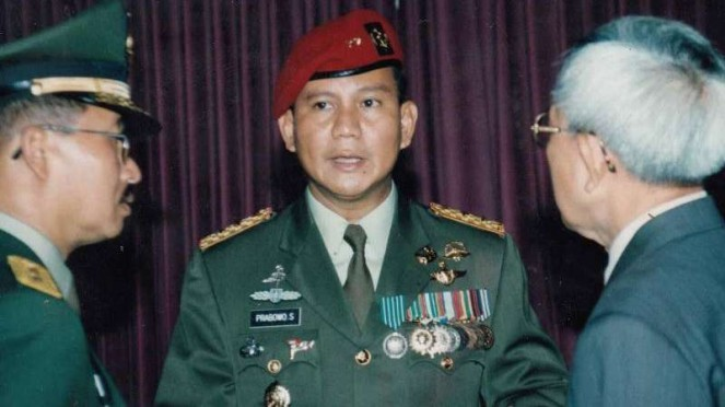 VIVA Militer: Letnan Jenderal TNI (Purn) H. Prabowo Subianto