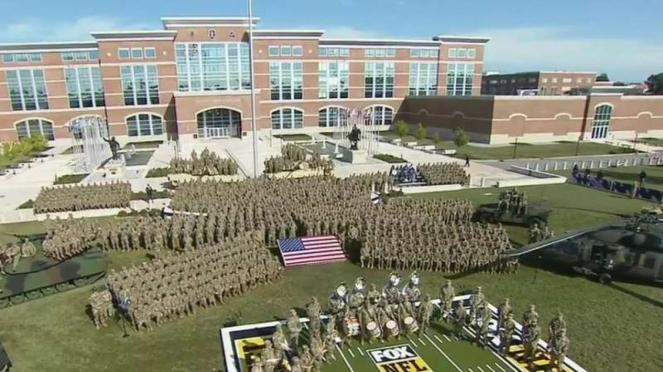 VIVA Militer: Pangkalan militer Amerika Serikat, Fort Benning