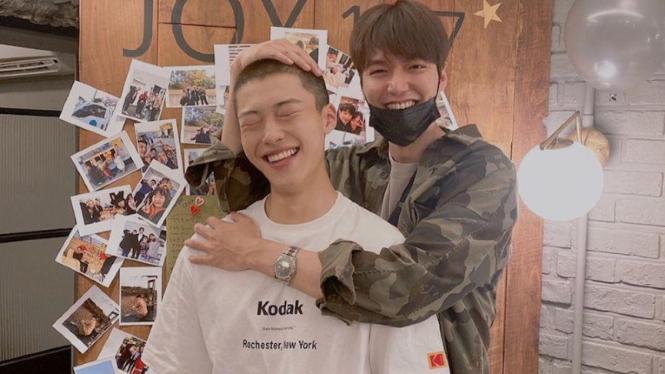 Wo Do Hwan dan Lee Min Ho.