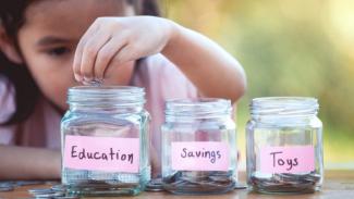 Pendidikan menabung untuk anak