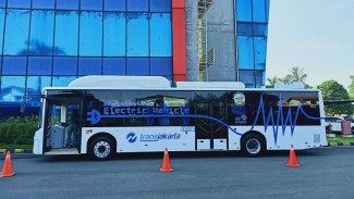 Bus listrik Transjakarta, BYD K9