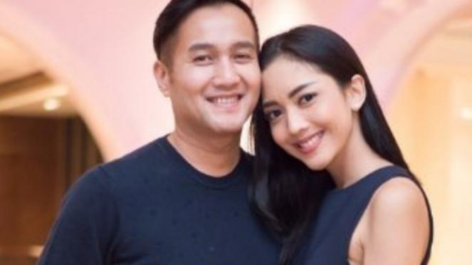 Ririn Dwi Ariyanti dan Aldi Bragi.