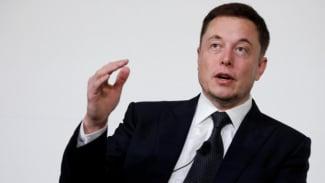 5 Hal yang Bakal Mengubah Dunia versi Elon Musk, Apa Saja?. (FOTO: Reuters/Aaron P. Bernstein)