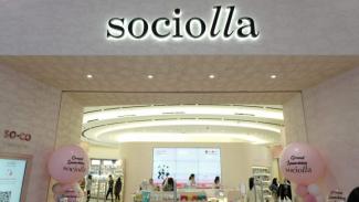 Startup Beauty Tech Social Bella Kantongi Pendanaan US$58 Juta. (FOTO: Sociolla)
