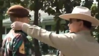 VIVA Militer: Prabowo Rapihkan Seragam Taruna Akmil di Magelang