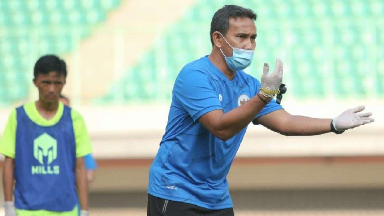 Pelatih Timnas Indonesia U-16, Bima Sakti