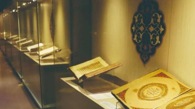 Bayt Alquran dan Museum Istiqlal TMII kembali dibuka.