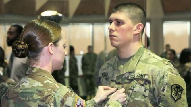 VIVA Militer: Prajurit Angkatan Darat Amerika Serikat (US Army)