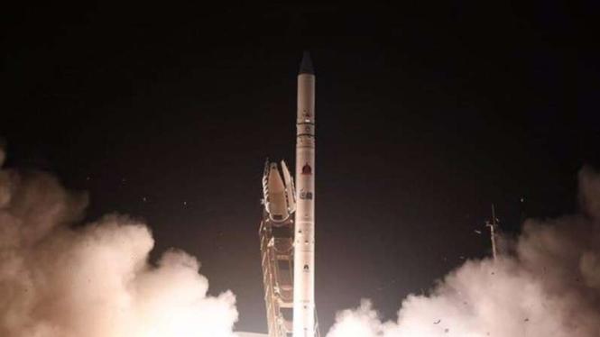 VIVA Militer: Satelit mata-mata Israel.