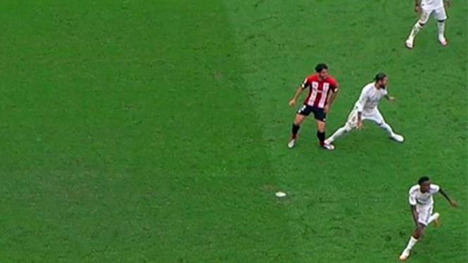 Bek Real Madrid, Sergio Ramos
